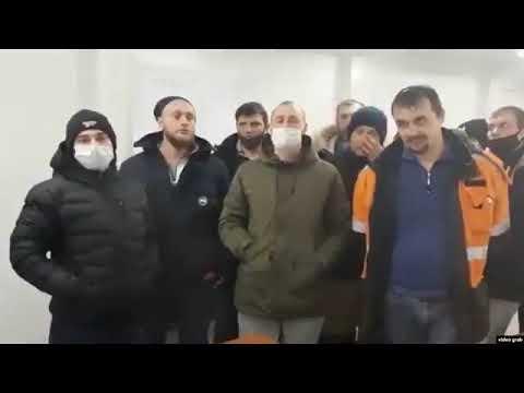Рабочие в Якутии устроили забастовку из-за невыплаты зарплаты.