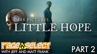 The Dark Pictures: Little Hope (The Dojo) Let's Play - Part 2