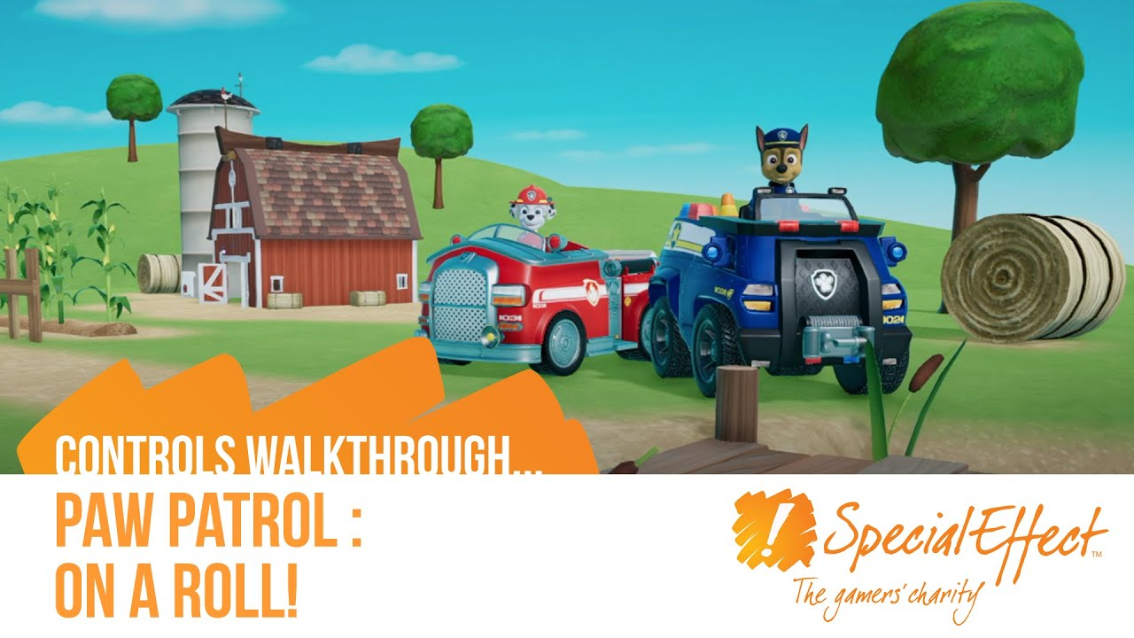video placeholder for Paw Patrol: On a Roll! | Controls Walkthrough