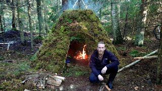 The Ultimate Long Term Bushcraft Shelter