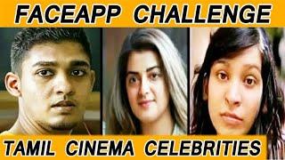 Vijay, Ajith , Suriya, Vadevelu, And Nayantara, Thamana, Rashimika Madhana & More Celebs FaceApp |