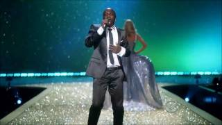 Akon's Angel Performance At Victoria's Secret Fashion Show HD