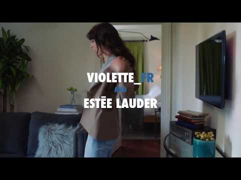 How To: Estée Beauty Director Violette's Day to Night Look