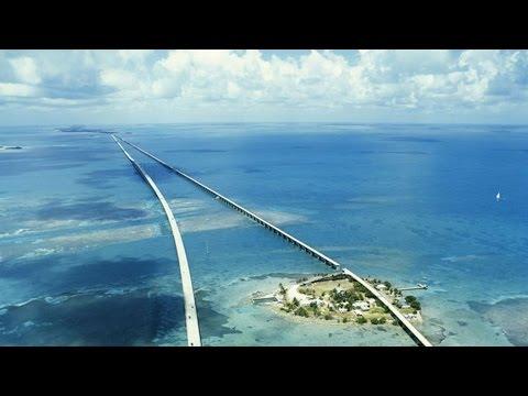 Unbelievable 7 Mile Bridge!