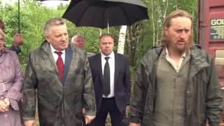 В районе имени Лазо Вячеслав Шпорт встретился с обладателями «дальневосточных гектаров»