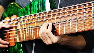 24 STRINGS BASS SOLO 2