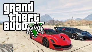 GTA V Online #63 PS4 Edition, Racha Turismo R VS Zentorno - Nillo21.