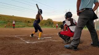 Emily Mau Brecksville HS 2020 fastball fastball rise rise drop