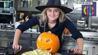 Tilly Ramsays Spooktacular Spaghetti | Halloween Recipe
