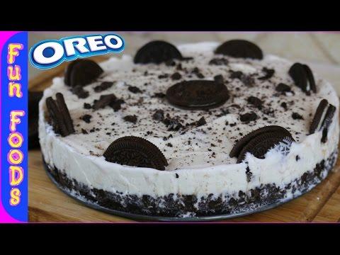 Video How to Make a Homemade Oreo Ice Cream Cake | FunFoodsYT Desserts