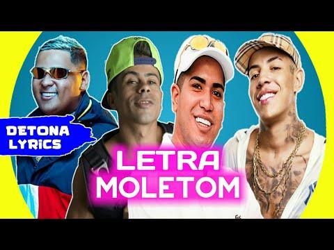 MCs Lele JP, Don Juan, Neguinho do Kaxeta e Ryan SP - Moletom (Letra Oficial)