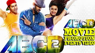 ABCD2 High Quality Mp3 (2015) - Varun Dhavan - Shraddha Kapoor - Full - Promotion Event Video!