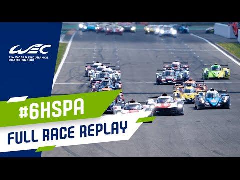 WEC 第1戦 スパ・フランコルシャン6時間 決勝レースフル動画