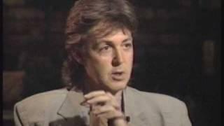 Paul McCartney On Beatles Catalog & Michael Jackson