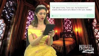 Tweets of the Rich & Famous: Belle #3