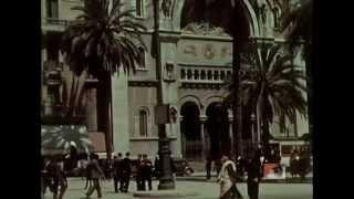 preview picture of video 'Tunis ma verte Tunis ( La Tunisie en 1938 en couleurs )'