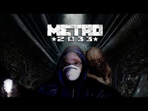 METRO 2033 - KONEC /  záznam 8.7.2018  / XmatuliX