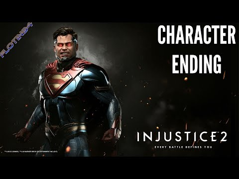 Injustice 2 | SUPERMAN Character Ending | CZ/SK |