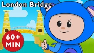L Is for London | London Bridge + More | Mother Goose Club Phonics Songs