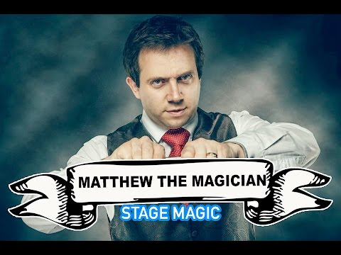 Matthew The Magician Video