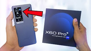 Vivo X60 Pro+ - This is getting Ridiculous!