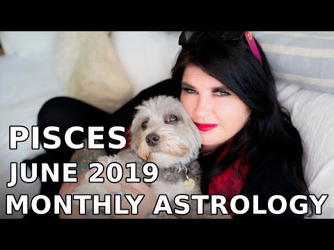 Pisces Monthly Astrology Horoscope June 2019 download