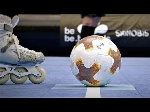 Le Roller Soccer expliqué en 3 min (par les Shinobis Riders)