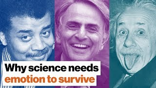 Why the future of science depends on creativity and emotion | NASA's Michelle Thaller