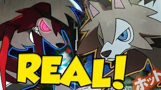 Rockruff  - (Pokémon) - POKEMON SUN AND MOON - ROCKRUFF'S EVOLUTIONS REVEALED IN CORO CORO LEAKS!
