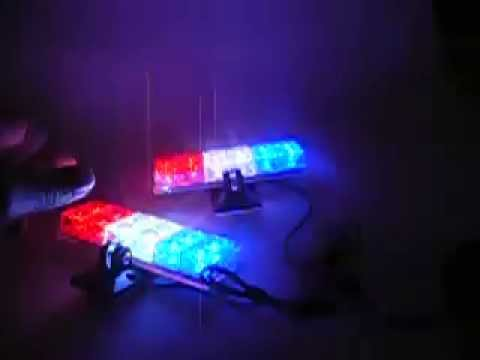 Police led light for autos,Vehicles,Boat.