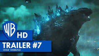 Godzilla II King of the Monsters Film Trailer