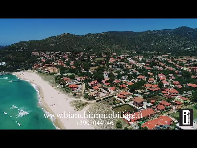 Villa panoramica Solanas