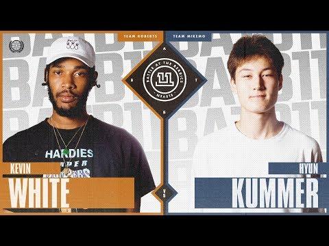 BATB 11 | Kevin White vs. Hyun Kummer