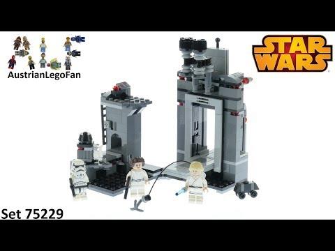 Vidéo LEGO Star Wars 75229 : L'évasion de l'Étoile de la Mort