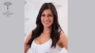 Karman Dalma Miss International 2014 Hungary Introduction Video