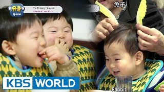 The Return Of Superman   The Triplets Special Ep.21 [ENGCHN2017.09.29]