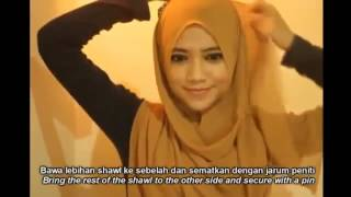 NEWEST Hijab Trends 2016 TUTORIAL [ Step by Step Guide ] Hijab Styles 2016 Fashion Trends