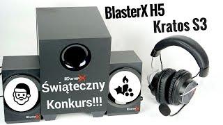 Sound BlasterX H5 i Kratos S3