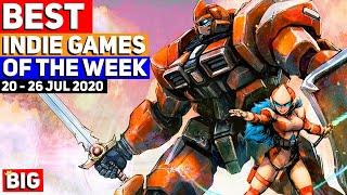 Top 10 BEST NEW Indie Games Of The Week: 20 - 26 Jul 2020