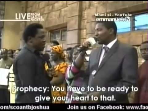 Download Scoan 06 11 16 Prophecy Time Prayer Deliverance