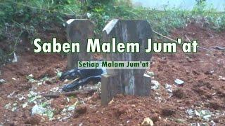 Gambar cover Saben Malem Jum'at   lirik Indonesia