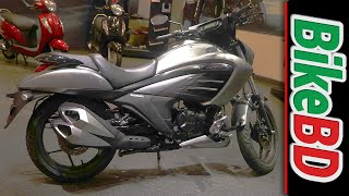 Suzuki Intruder 150 In Bangladesh! Suzuki Intruder First Impression By Team BikeBD