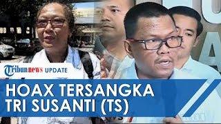 Inilah Kalimat Hoax yang Ditulis Tri Susanti, Tersangka Rusuh di Asrama Mahasiswa Papua di Surabaya