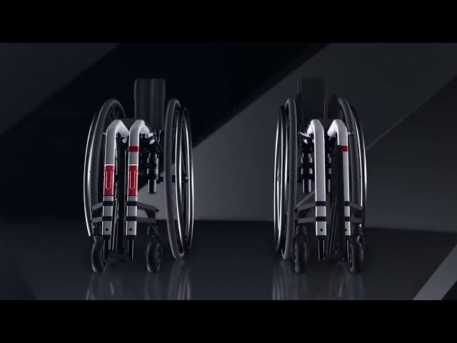 Kuschall Champion 2.0 Aluminium Wheelchair Video