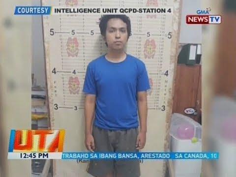 [GMA] BT: Lalaking nam-blackmail sa dating girlfriend ng kaibigan, arestado