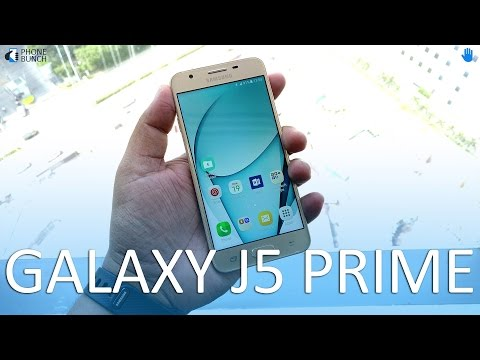 Samsung Galaxy J5 Prime Hands on, Camera Samples and Top New Features