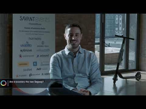 Savant Talks – Philipp Haas, VP Expansion at TIER Mobility