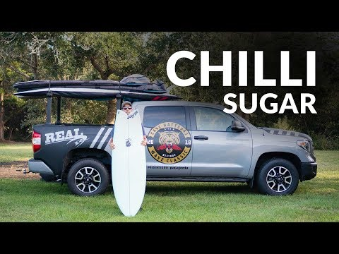 Chilli Sugar REAL Surfboard Review