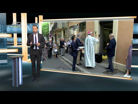 ORDINATIONS SACERDOTALES | SERVICE CATHOLIQUE DES FUNERAILLES |CHARITONS