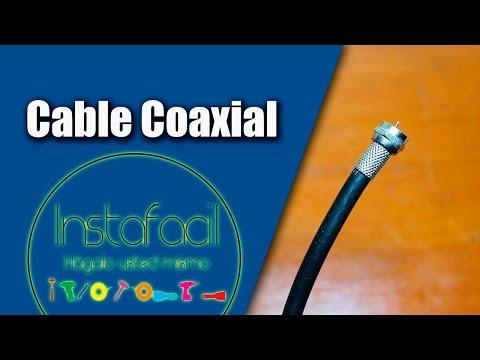 Tutorial Cable coaxial fácil